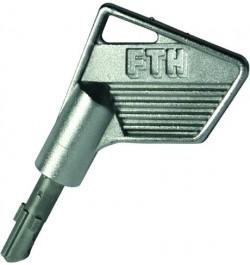 Catégorie Clés FTH THIRARD - Double clés   DOUBLE CLE SHG8 SP ... e0220b74294