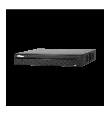 Enregistreur vidéo réseau compact 4 canaux 1U 4PoE Lite-NVR2104HS-P-S2
