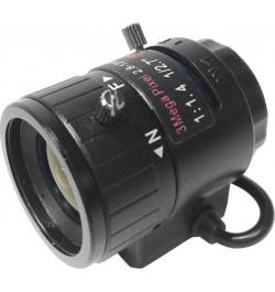 Objectif  PLZ1030-D 2,7-12mm