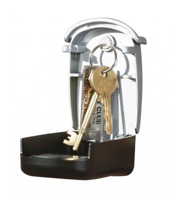 Coffre-fort à clé avec...
