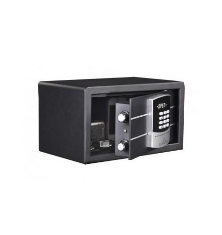 Coffre fort de sécurité pour HOTEL HS458-01 Serrure Electronique + clés de secours