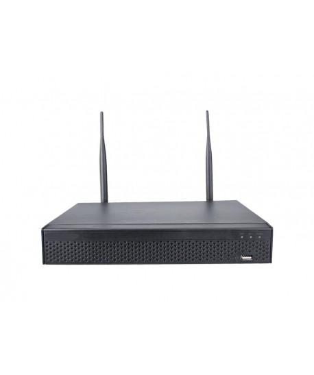 Enregistreur NVR noir - wifi