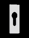 : Modèle:ENTREE ADHESIVE RECTANG CLE I BLC