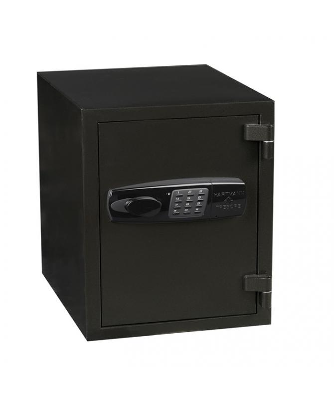 coffre fort hartmann tresore ignifuge gamme hef. Black Bedroom Furniture Sets. Home Design Ideas