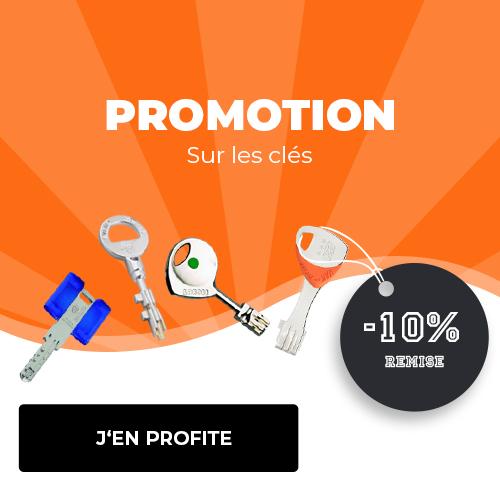 promotion double cle
